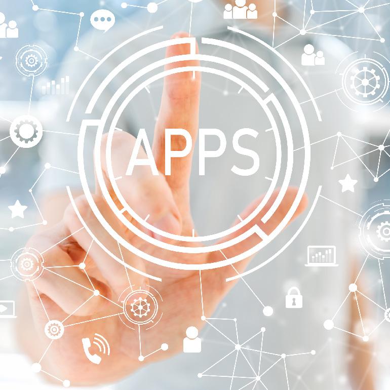 アプリ開発